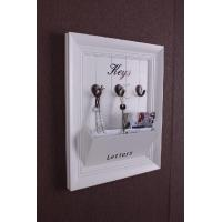 China Wooden Wall Decoration wooden wood key holder & letter box on sale