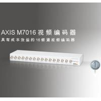 China Bosch Monitoring System AXIS M7016 16-channel video encoder on sale
