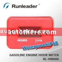 China Rl-Hm006 Inductive Hour Meter Red(ATV) on sale