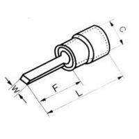 Cheap Female Chip-shaped Pre-insulating Joint(DBF- Type) for sale