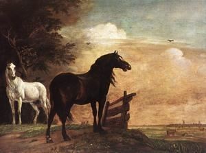 Quality Oil Painting horses_f wholesale