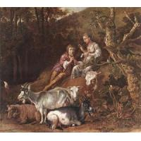 Cheap Oil Painting shepherx for sale