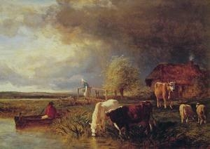 Quality Oil Painting Approaching_Storm wholesale