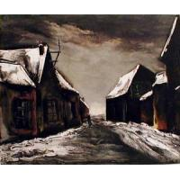 Oil Painting Maurice_de_Vlaminck_Art_14 for sale