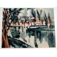 Oil Painting Maurice_de_Vlaminck_Art_21 for sale