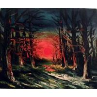 Oil Painting Maurice_de_Vlaminck_Art_23 for sale