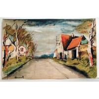 Oil Painting Maurice_de_Vlaminck_Art_24 for sale