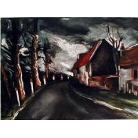 Oil Painting Maurice_de_Vlaminck_Art_18 for sale