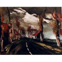 Oil Painting Maurice_de_Vlaminck_Art_19 for sale