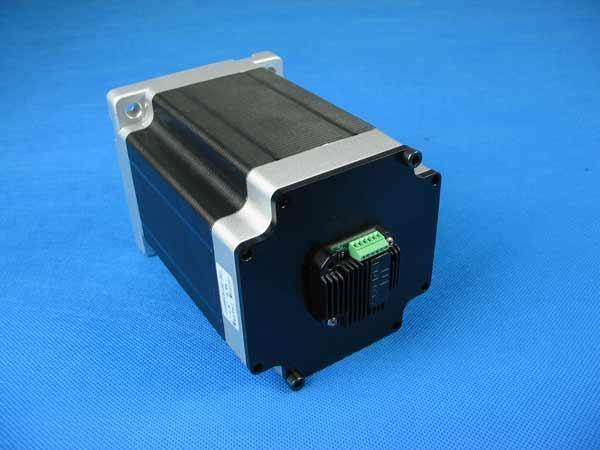 Nema42 110mm integrated stepper motor with built in for Stepper motor integrated controller