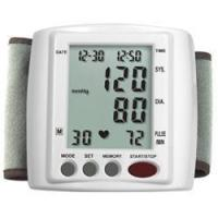 digital blood pressure monitor instructions