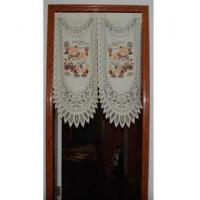 Door Decor Lovely Sailor Bear Knitting Door Curtain D2921-1