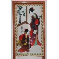 Cheap Door Decor Japanese Kabuki fabric Door Curtain D2904 for sale
