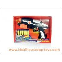 Cheap Soft Projectile Assault Pistol With Soft Foam Darts Missiles for sale