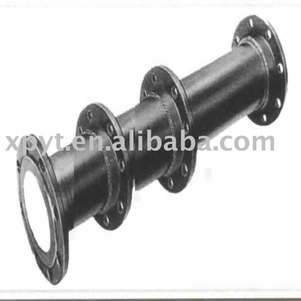 Cast iron pipe fitting puddle flange with certificate