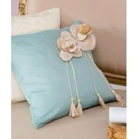 China Silk Pillow Cover Corsage (Italy) on sale