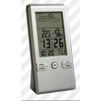 Cheap New Travel Digital Alarm Clock Weather Station Portable for sale
