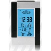 Cheap New Travel Portable Digital Alarm Clock Thermometer for sale