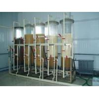 Buy cheap device to softenIon exchanger from wholesalers