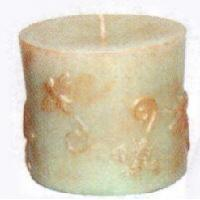 Cheap Bee Pillar Rubber Candle Mold for sale