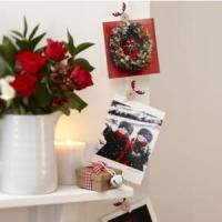 Buy cheap Rocking Rudolf - Wooden Pegs & Ribbon Card Kit from wholesalers