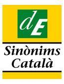 Buy cheap Advanced Catalan Thesaurus from wholesalers