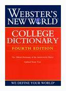 Buy cheap Webster's New World College Dictionary from wholesalers