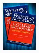 Buy cheap Webster's New World College Dictionary and Roget's A-Z Thesaurus from wholesalers