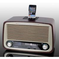 Cheap Wooden iPhone docking Radio(1) for sale