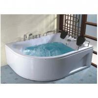 Acrylic freestanding air bath tubs acrylic freestanding for Whirlpool tubs on sale