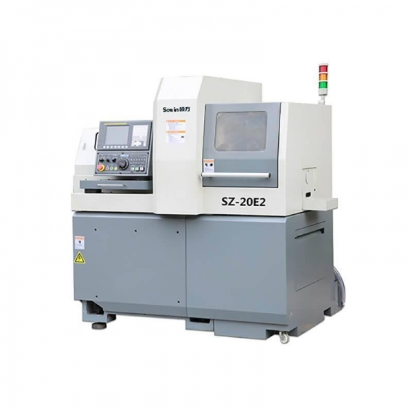 Quality Model SZ-20E2 Sliding Headstock Type Automatic CNC Lathe wholesale