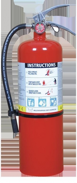 China ABC Dry Chemical Fire Extinguisher