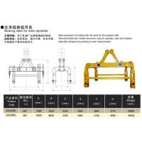 Buy cheap Slab clamp Bearing roller from wholesalers