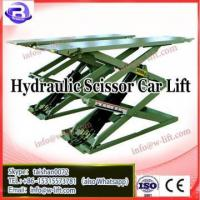 Cheap Mobile 1 post car lift/ used 4 post car lift for sale/car lift scissors 5.5 hydraulic (SS-6125M) for sale