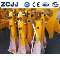 Buy cheap Tower Crane Bases Fixing Angle Bases Fixing Angles For K60 Mast from wholesalers