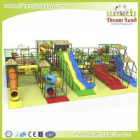 Buy cheap DL-010 Indoor playground from wholesalers