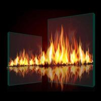 Buy cheap Heat insulated Composite fire rated glass from wholesalers