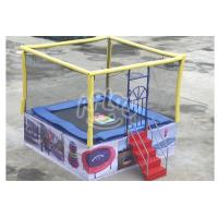 Cheap Outdoor Playground Mini trampoline for tent for sale