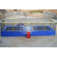 Cheap Outdoor Playground Jumping trampoline for sale