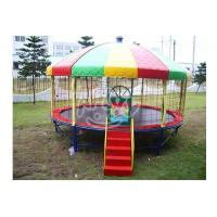 Cheap Outdoor Playground Kids jumping bed for sale