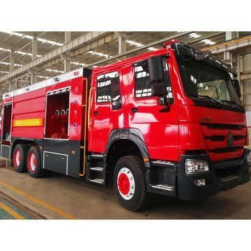 Quality Howo Modern Fire And Rescue Vehicles Sprinkling Truck wholesale