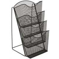 Cheap 4 Tier Literature Rack for Countertop DSN12289 for sale