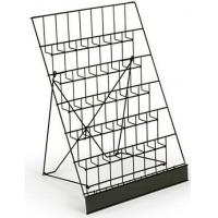 Cheap 6-Tiered 18inches Wire Display Rack for Tabletops, DSN12287 for sale