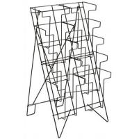 Cheap 10-Pocket Wire Magazine Rack for Counter DSN12285 for sale