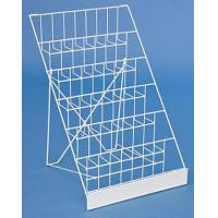"Cheap 6-Tiered 18""w Wire Display Rack for Tabletops DSN12286 for sale"