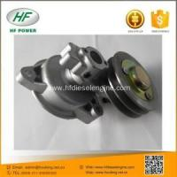 China Deutz FL912 fan belt tensioner pulley double groove on sale