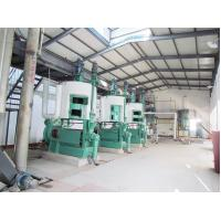 Buy cheap Cottonseed Oil Pretreatment and Pressing Machine from wholesalers