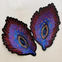 Buy cheap Embroidered patches custom from wholesalers