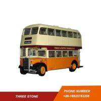 Cheap GS-08 double decker bus models for sale