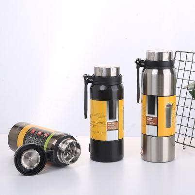 Quality Vacuum Insulated Auto Mug With A Handle wholesale